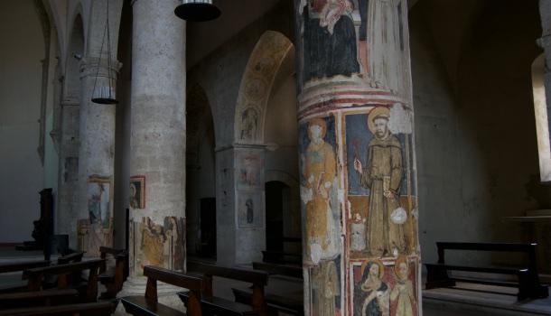 chiesa di san francesco a narni