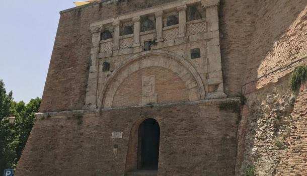 Porta Marzia a Perugia