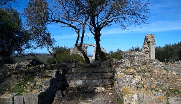 sito archeologico di cosa