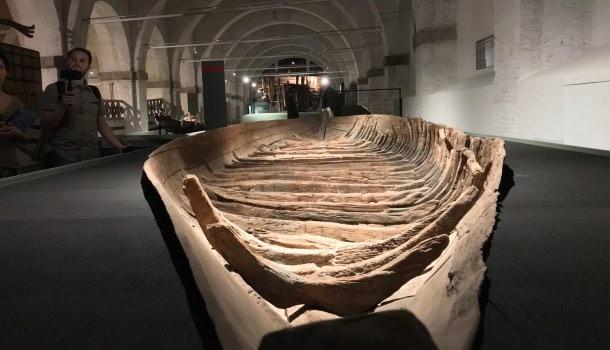 nave F museo navi antiche di pisa