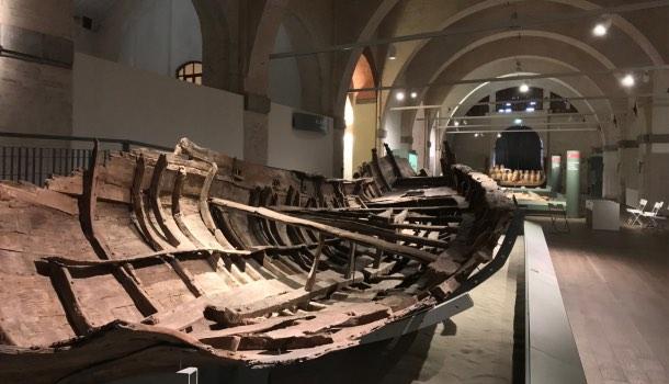 museo navi antiche di pisa
