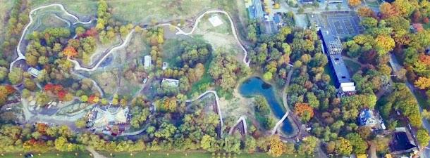 area parco labiomista a genk