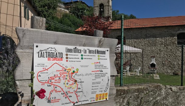 museo e itinerari linea gotica a pianosinatico