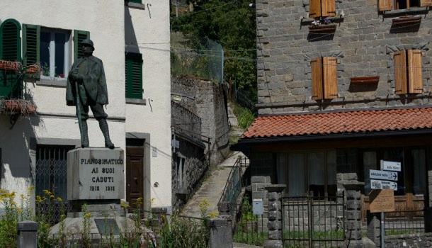 monumento ai caduti a pinosinatico
