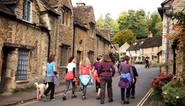 villaggi inglesi sulla great west way