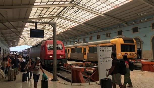 treni del portogallo