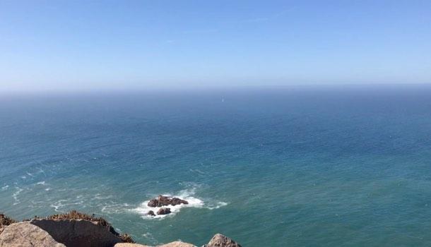 veduta da cabo da roca