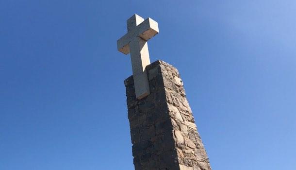 Croce monumento di cabo da roca