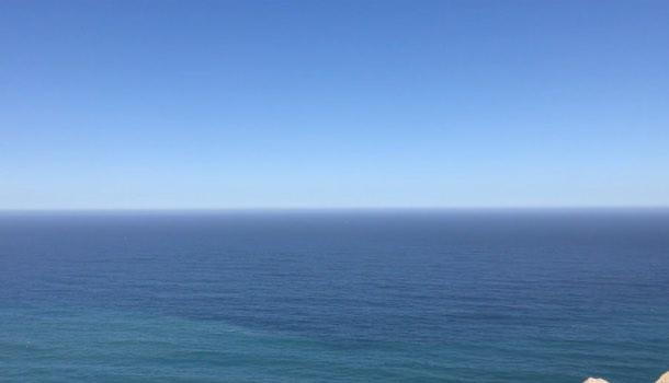 orizzonte a cabo da roca