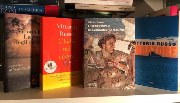 Equatore e i libri di Vittorio Russo