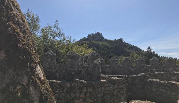 lungomura castelo dos mouros