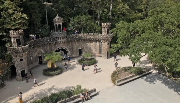 parco della quinta da regaleira