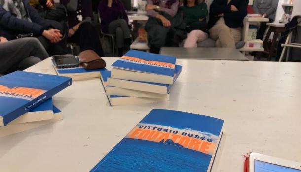 presentazione libro Equatore di Vittorio Russo