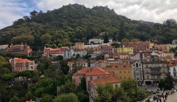 centro storico di Sintra