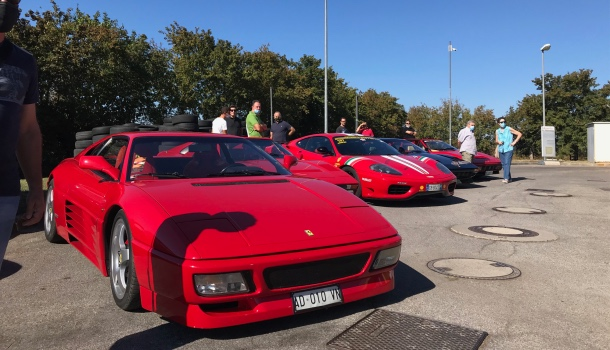 Modelli Ferrari