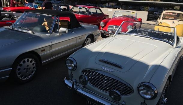 modelli di auto storiche
