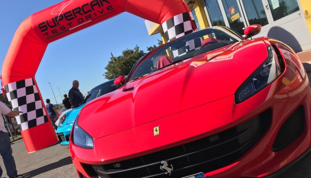 supercar test drive a campi bisenzio